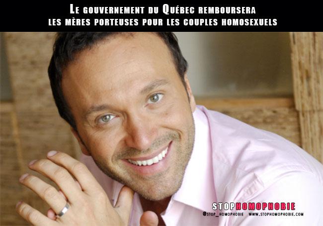 Québec remboursera les mères porteuses pour les couples homosexuels