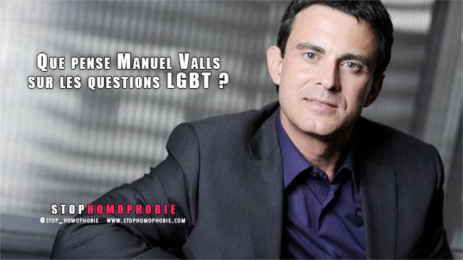 """Emmanuel Valls: """"il n'y aura pas dans la loi famille de PMA de GPA"""""""