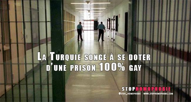 Turquie : Un projet de prison pour homosexuels inquiète les militants LGBT