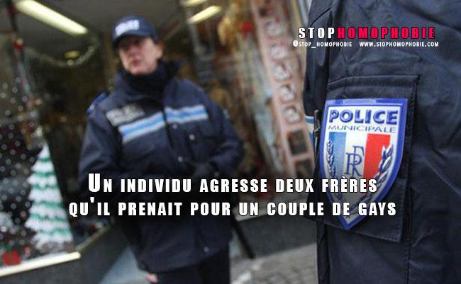 Lyon. #Homophobie, alcool et paranoïa : il agresse deux frères qu'il prenait pour un couple de gays