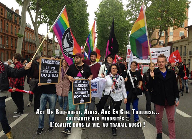 act up toulouse