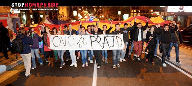 """Belgrade : la """"Gay Pride"""" 2014 prévue pour le 31 mai"""