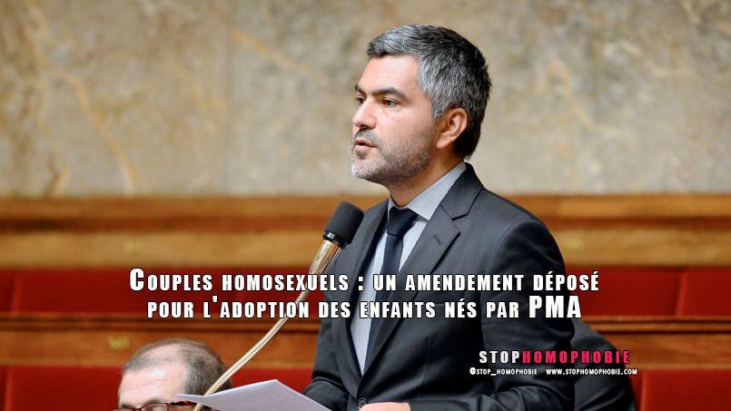 «présomption de paternité» : Le député écologiste Sergio Coronado propose d'instaurer une version élargie aux couples homosexuels