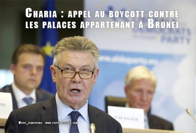 Les palaces appartenant à Bruneï boycottés pour dénoncer l'instauration de la charia