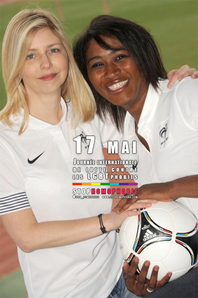 Quand Najat Vallaud-Belkacem s'attaque à l'homophobie dans le sport