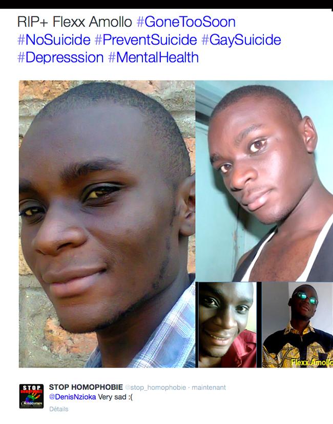 Kenya : Quand trop d'homophobie pousse un jeune homme au suicide