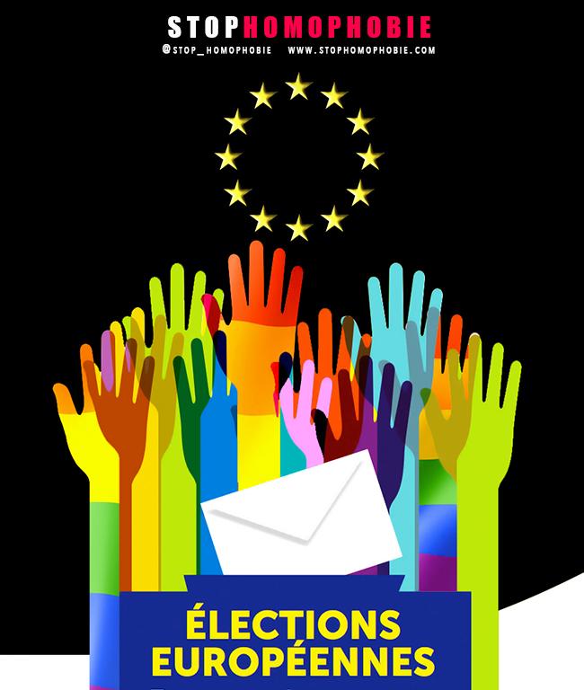 #Européennes2014 et droits des LGBT
