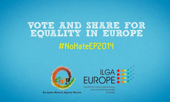 En votant le 25 mai 2014, chaque électeur-trice français-e peut influer sur la politique européenne concernant les questions LGBT