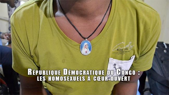 RDC : Des homosexuels restent fidèles à leur foi chrétienne et rejettent la théorie selon laquelle la Bible condamne leur sexualité