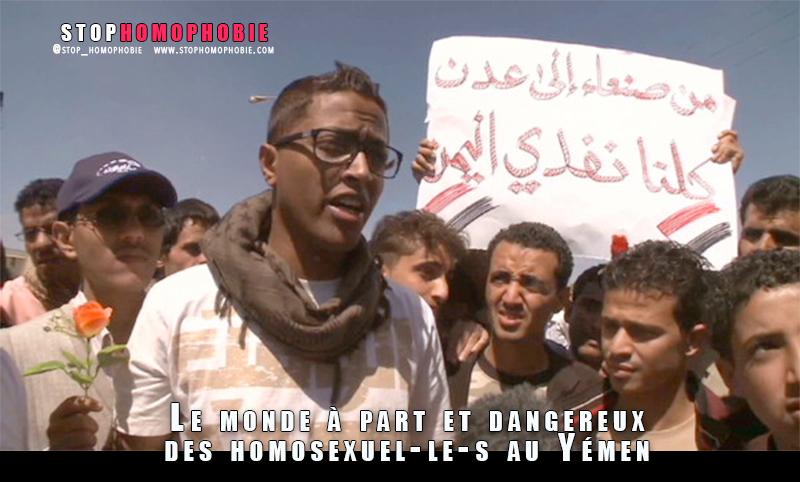 Le monde à part et dangereux des homosexuel-le-s au Yémen