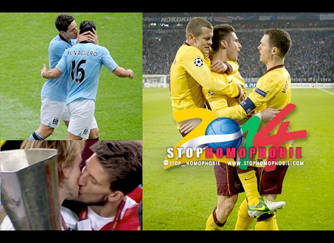 Etude : Les footballeurs plus homophobes que les autres sportifs ?