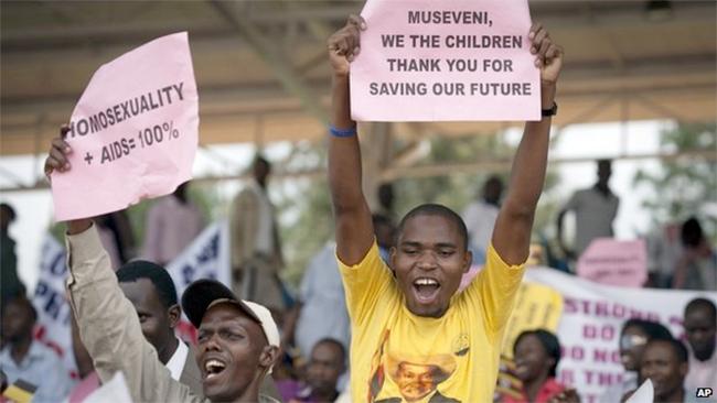 Loi anti-homosexualité : les États-Unis sanctionnent l'Ouganda