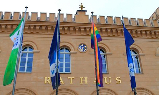 Fierté LGBT : Pas de drapeau arc-en-ciel sur les ministères allemands ?