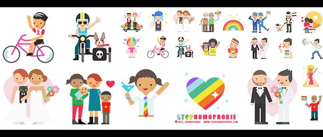 Pride : De nouveaux emojis sur Facebook pour illustrer la diversité
