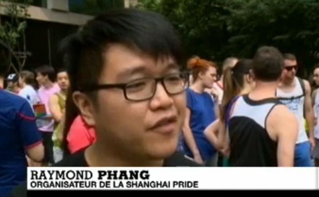 Reportage : La lente marche des homosexuels chinois