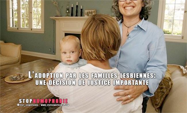 TGI de Nanterre. L'adoption par les familles lesbiennes : une décision le 8 juillet