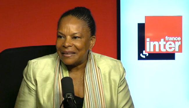 INTERVIEW. GPA à l'étranger : Christiane Taubira, reconnaît la complexité de la situation
