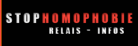 ASSOCIATION STOP HOMOPHOBIE | RELAIS D'INFORMATIONS – PREVENTION – AIDE AUX VICTIMES