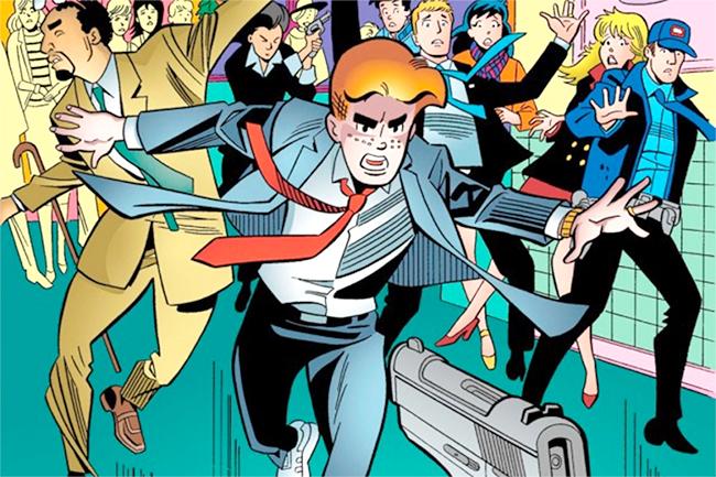 Bande-dessinée : Disparition cette semaine de Archie Andrews, qui périra en sauvant la vie de son ami homosexuel :(