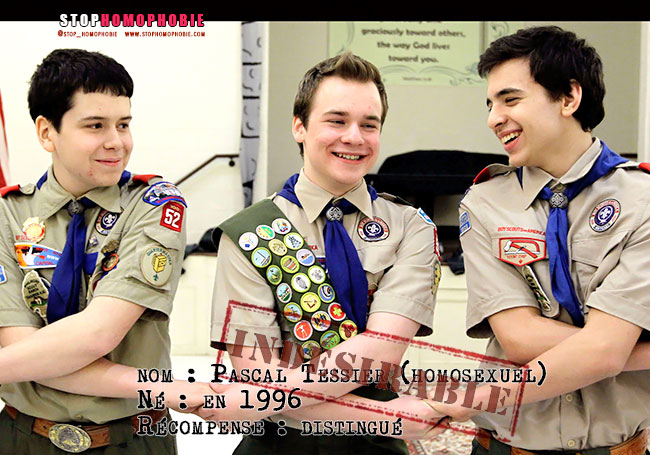 """Boy Scouts of America : Passé 18 ans et homosexuel """"vous êtes indésirable !"""""""