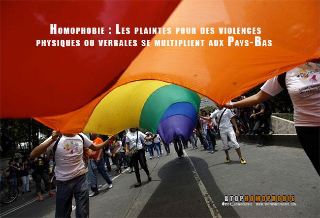 Agressions homophobes : Les plaintes pour des violences physiques ou verbales se multiplient aux Pays-Bas