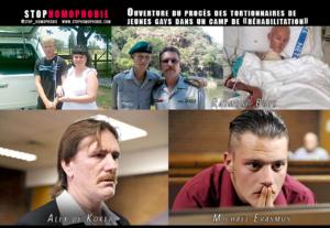 Ouverture du procès des tortionnaires de jeunes gays dans un camp de réhabilitation