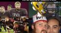 Edward Sarafin : Un premier coming-out dans l'univers du Football américain universitaire