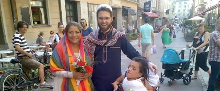 Un imam gay algérien marie deux iraniennes à Stockholm, des salafistes veulent le déchoir de sa nationalité