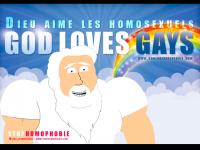 « Dieu aime les homosexuels » : une campagne pour militer en faveur des droits des LGBT