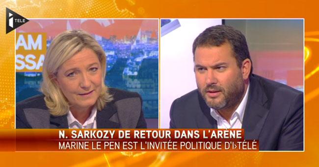 « Mariage pour tous ? » Marine le Pen confirme : « J'ai été claire depuis le début, nous reviendrons sur cette loi »