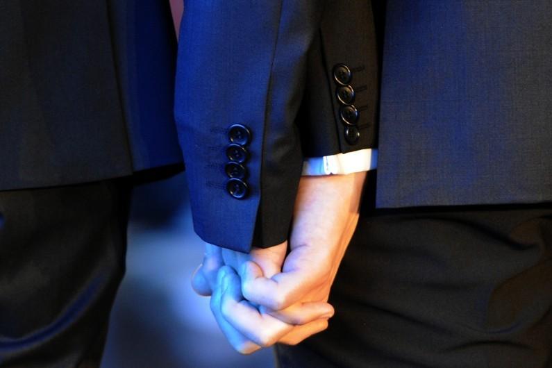 Première union civile d'un couple gay en Croatie