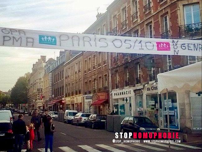 A Rouen, le harcèlement de « La Manif pour tous » éreinte toute la population
