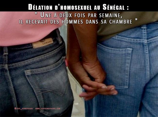 """Délation d'homosexuels à Dakar : """" Une à deux fois par semaine, il recevait des hommes dans sa chambre """""""