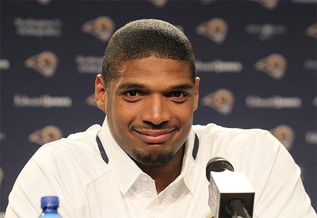 Football américain : Trop de buzz... St Louis ne retient pas Michael Sam