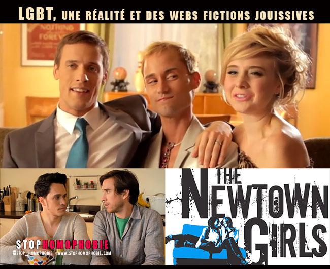 LGBT, une réalité et des webs fictions jouissives qui échappent à la dictature de l'audimat