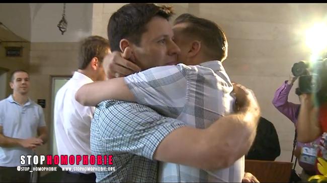 États-Unis : L'interdiction du mariage homosexuel jugée inconstitutionnelle dans le Wisconsin et l'Indiana