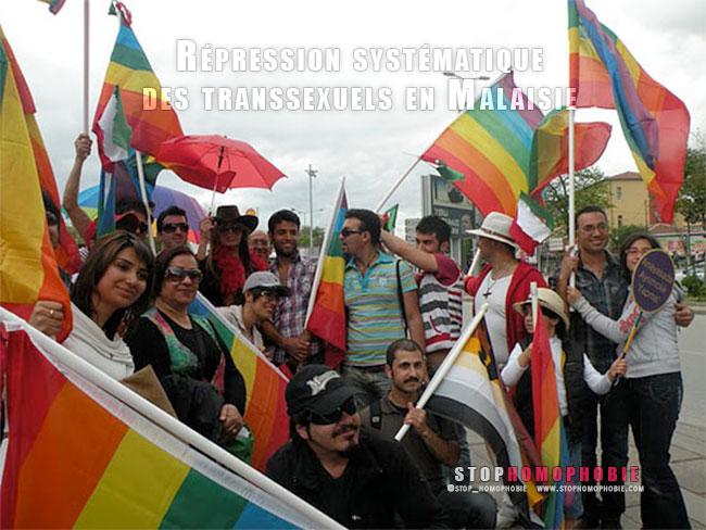 Discrimination : Répression systématique des transsexuels en Malaisie