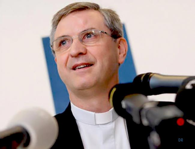 Quand l'évêque d'Anvers, Johan Bonny, appele l'Eglise à adopter une attitude plus ouverte à l'égard de l'homosexualité