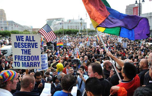 États-Unis : Le mariage entre personnes de même sexe prépare son grand retour à la Cour suprême