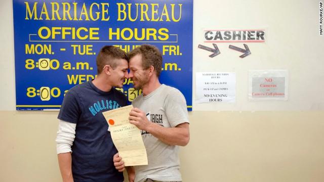 États-Unis : L'Idaho et la Caroline du Nord autorisent le mariage entre conjoints homosexuels