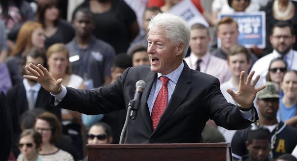 Washington: Bill Clinton appelle les militants LGBT américains à rester mobilisés pour leurs droits
