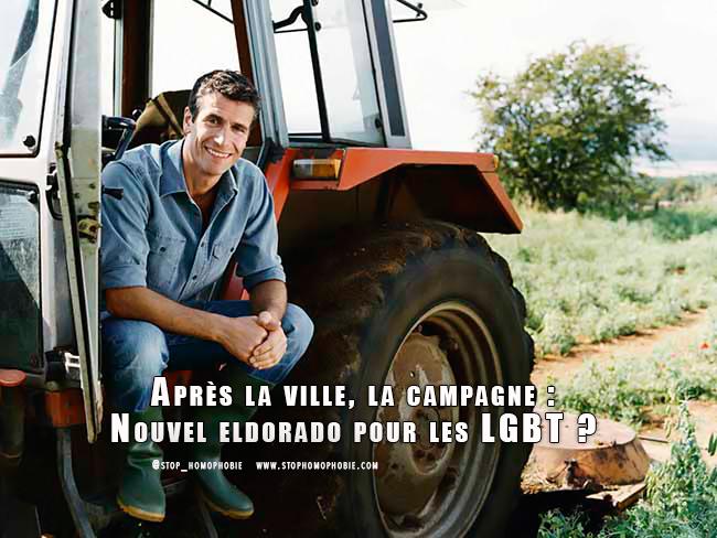 Vidéos. Après la ville, la campagne : Nouvel eldorado pour les LGBT ?