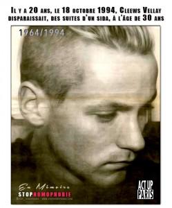 Il-y-a-20-ans,-le-18-octobre-1994,-Cleews-Vellay-disparaissait,-des-suites-d'un-sida,-à-l'âge-de-30-ans