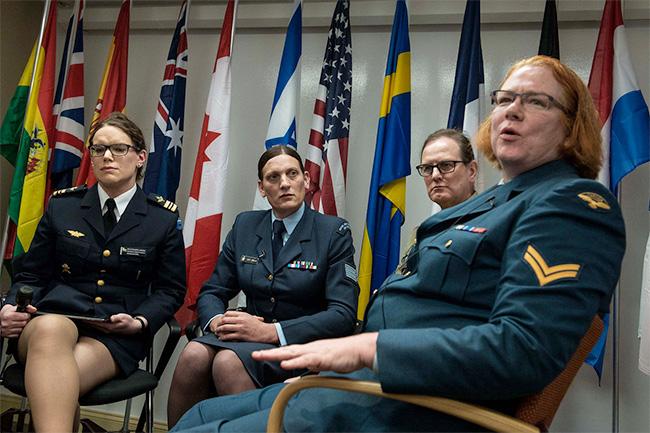 États-Unis : Les militaires transgenres plaident pour la fin du tabou et appellent l'armée américaine à les accepter