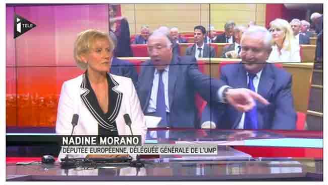Mariage pour tous : Pour Nadine Morano, en 2017, la droite aurait «largement autre chose à faire» !