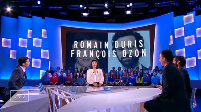 Vidéos. Et soudain, Antoine de Caunes redécouvre les arcanes de l'identité sexuelle dans le Grand Journal de Canal+