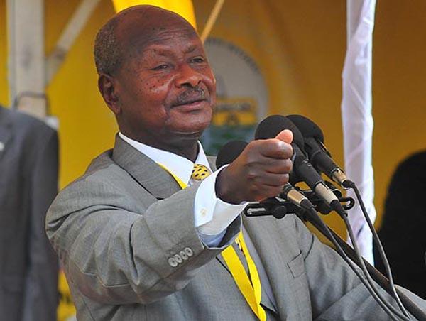 Pénalisation de l'homosexualité : Le président ougandais met en garde contre le «boycott commercial» de son pays