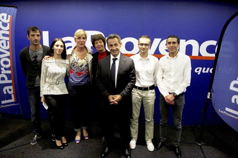 """Mariage homosexuel : Nicolas Sarkozy veut """"rassembler"""" sa famille sur """"la position la plus raisonnable"""""""