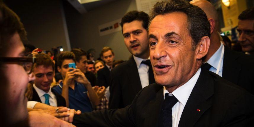 Mise au point : Nicolas Sarkozy va déjeuner avec les anti-mariage pour tous