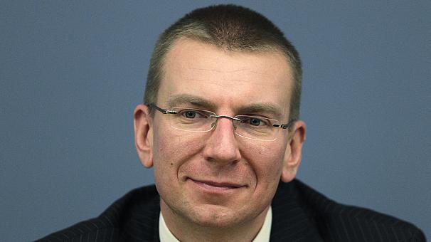 #Proudtobegay : Quand Edgars Rinkevics, ministre des Affaires étrangères de Lettonie, fait son coming out sur Twitter